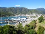 queen charlotte sound at picton