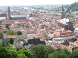 From Heidelberg Castle