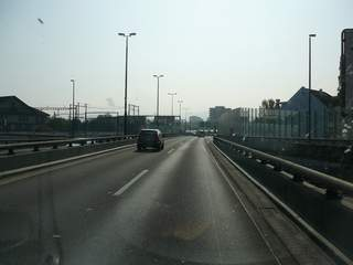 Dirty motorway
