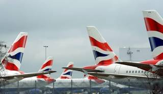 British Airways at Heathrow