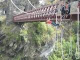 bungy at kawarau river