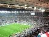 View from near the ceiling at Stade de France