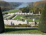 gardens from versailles palace