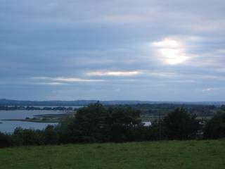 Overlooking Lough Ree