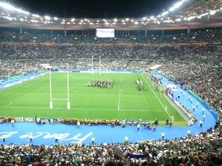 Anthems, RWC 2007 final