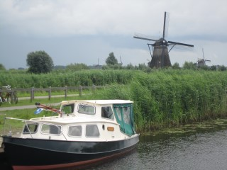 Windmills at Bleiswijk