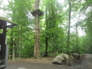 Neroberg ropes course