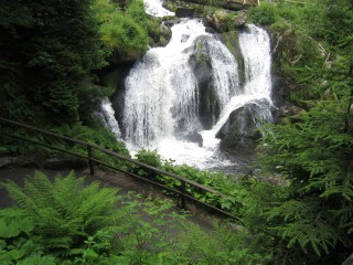Waterfall Triberg