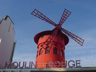 Moulin Rouge, Montmatre