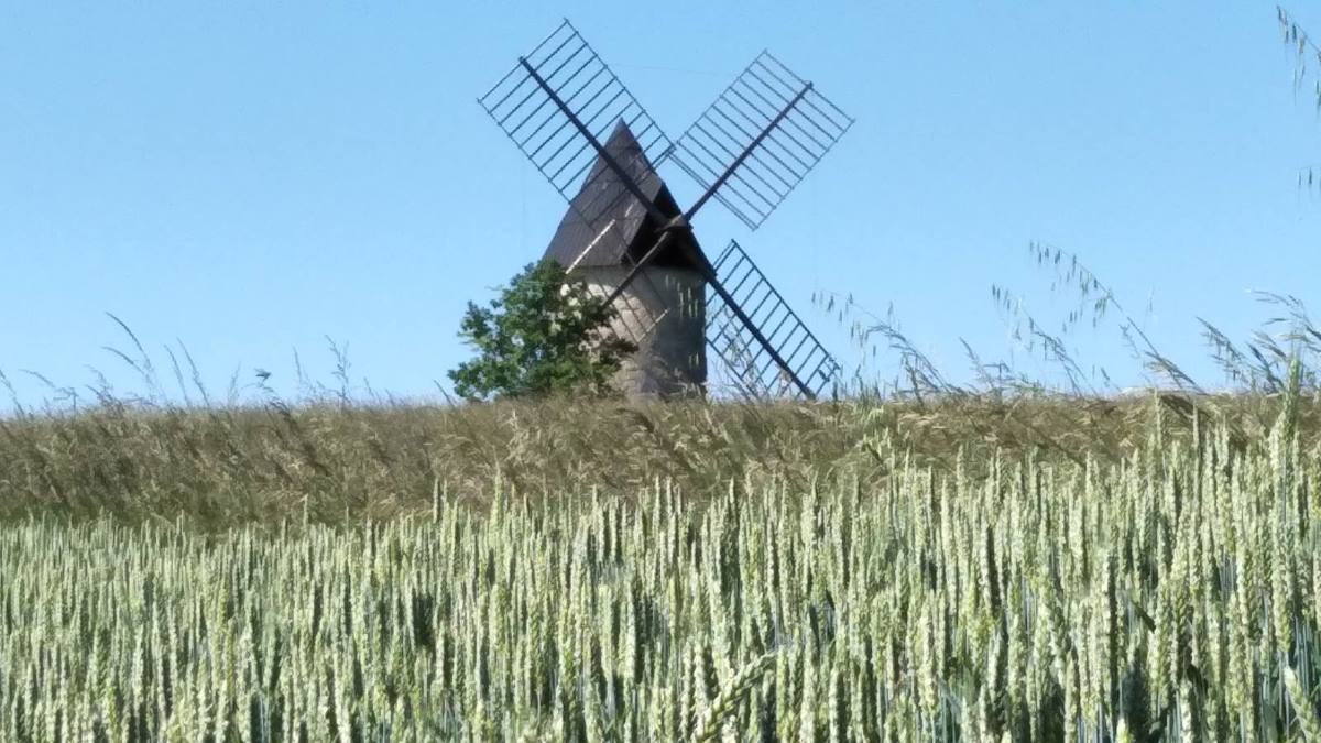 moulin near agen